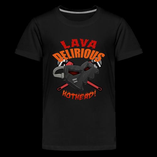 Premium Kid's Hotheadedness Tee - Kids' Premium T-Shirt