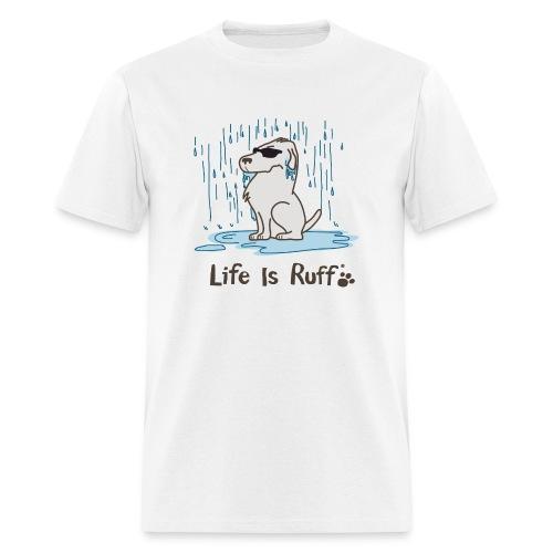 Rain Dog - Men's T-Shirt