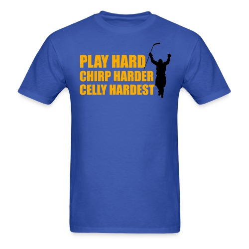 Celly Hardest T-shirt - Men's T-Shirt