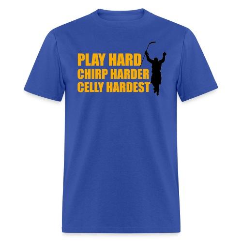 Celly Hardest T-shirt - Men's T-Shirt