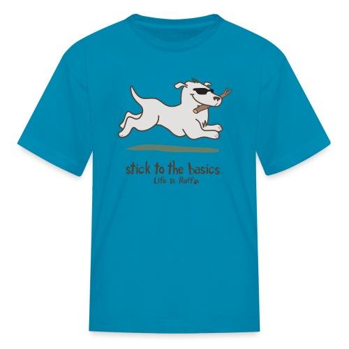 Stick to It - Kids' T-Shirt