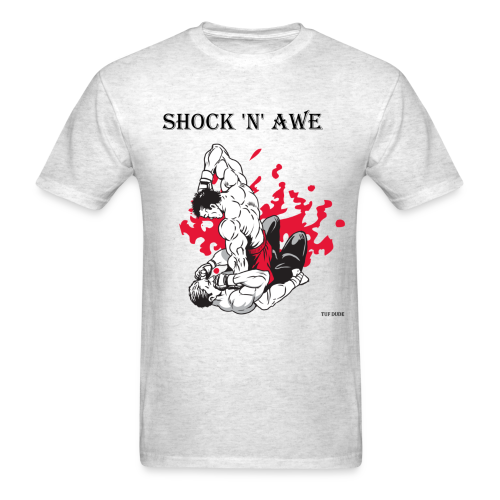 Shock 'N' Awe - Giveaway - Men's T-Shirt