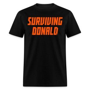 Donald Survival Guide - Men's T-Shirt