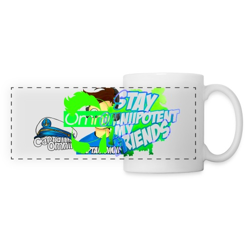 CaptainOmnii Design Mashup Panoramic Mug - Panoramic Mug