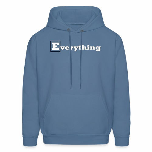 Everything x Wild Designs Hoodie - Black Edition - Men's Hoodie
