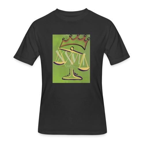 Kingz Justice  - Men's 50/50 T-Shirt