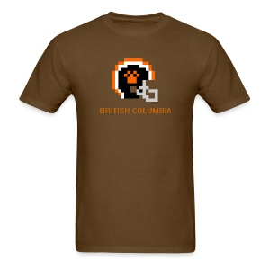 8-Bit British Columbia - Men's T-Shirt