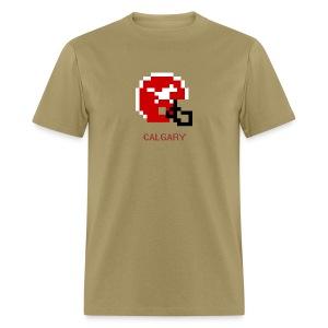 8-Bit Calgary - Men's T-Shirt