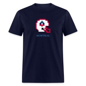 8-Bit Montreal - Men's T-Shirt