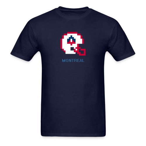 8-Bit Montreal - Men's T-Shirt