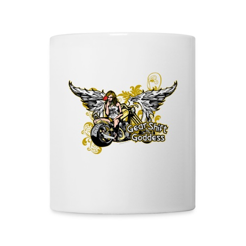 Gear Shift Goddess - Mug - Coffee/Tea Mug