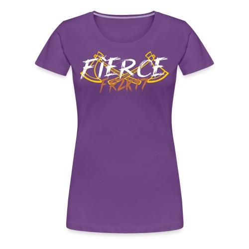 Women's Purple - Women's Premium T-Shirt