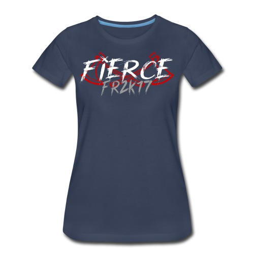 Women's Blue - Women's Premium T-Shirt