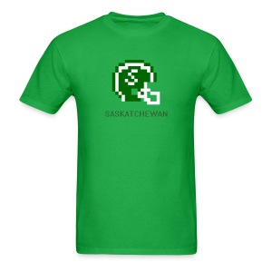 8-Bit Saskatchewan - Men's T-Shirt