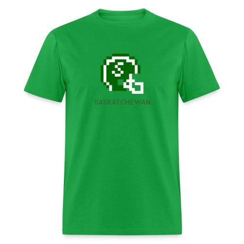 8-Bit Saskatchewan - Men's T-Shirt