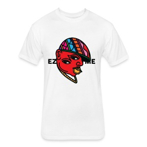EZPICA$$O - Fitted Cotton/Poly T-Shirt by Next Level
