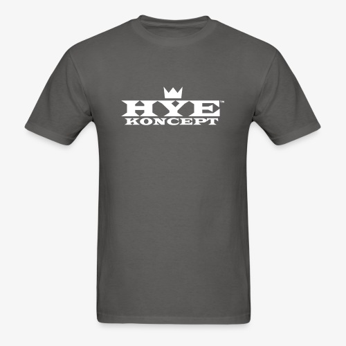 HKC Base Men Shirts (White) - Men's T-Shirt