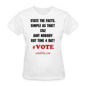 VOTE - Women's T-Shirt