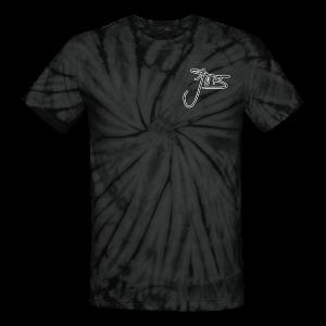 Men's TieDye JTB Shirt - Unisex Tie Dye T-Shirt