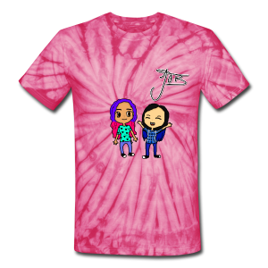 JTB TieDye! - Unisex Tie Dye T-Shirt