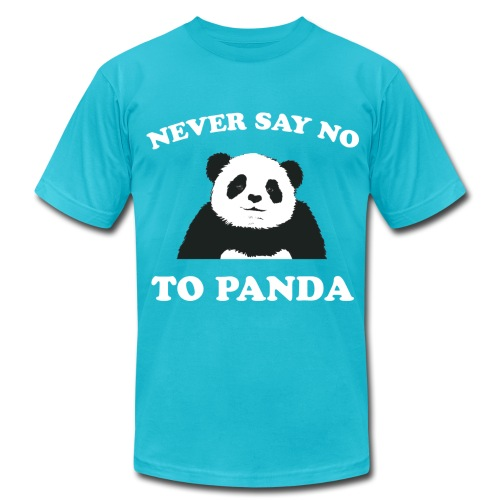 Say No - Men's Fine Jersey T-Shirt