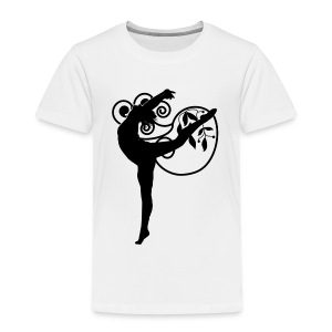 Dance_Gymnastics - Toddler Premium T-Shirt
