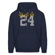Hoodies ~ Men's Hoodie ~ 3 Crowns