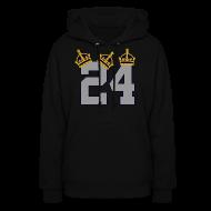 Hoodies ~ Women's Hoodie ~ 3 Crowns
