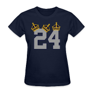 T-Shirts ~ Women's T-Shirt ~ 3 Crowns