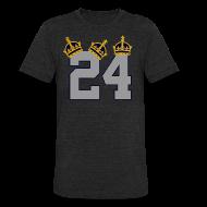 T-Shirts ~ Unisex Tri-Blend T-Shirt ~ 3 Crowns