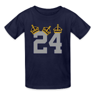 Kids' Shirts ~ Kids' T-Shirt ~ 3 Crowns