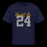 Kids' Shirts ~ Kids' T-Shirt ~ 3 Crowns