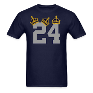 T-Shirts ~ Men's T-Shirt ~ 3 Crowns