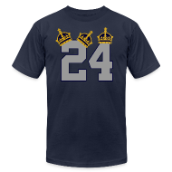 T-Shirts ~ Men's T-Shirt by American Apparel ~ 3 Crowns