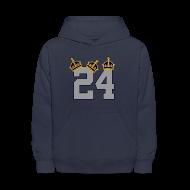 Sweatshirts ~ Kids' Hoodie ~ 3 Crowns