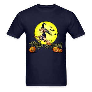 Halloween, Trick or Treat T-Shirts - Men's T-Shirt