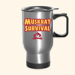 Stainless Steel Travel Mug - Travel Mug