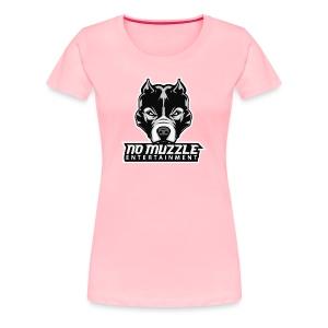 Female No Muzzle tee  - Women's Premium T-Shirt