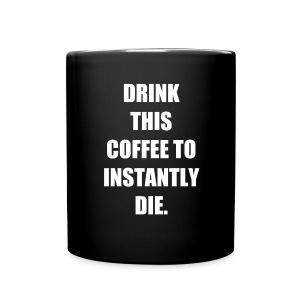 Instant Coffee - Full Color Mug