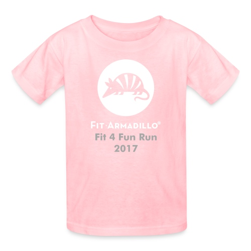 KIDS | Fit 4 Fun Run Race Shirt - TEAM WEST COAST - Kids' T-Shirt