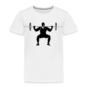 Weightlifting - Toddler Premium T-Shirt