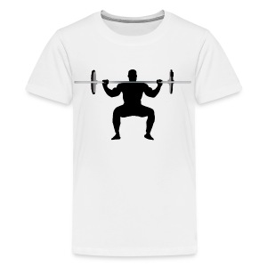 Weightlifting - Kids' Premium T-Shirt