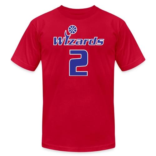 Wizards [M] - Men's Fine Jersey T-Shirt