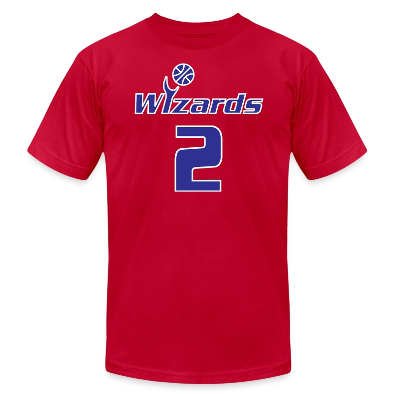 Wizards [M] - Men's T-Shirt by American Apparel