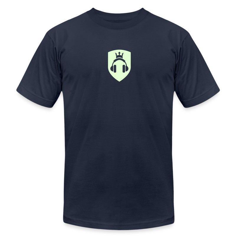 Navy Empire - Men's Fine Jersey T-Shirt