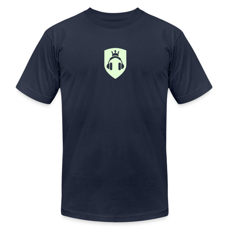 Navy Empire - Men's T-Shirt by American Apparel