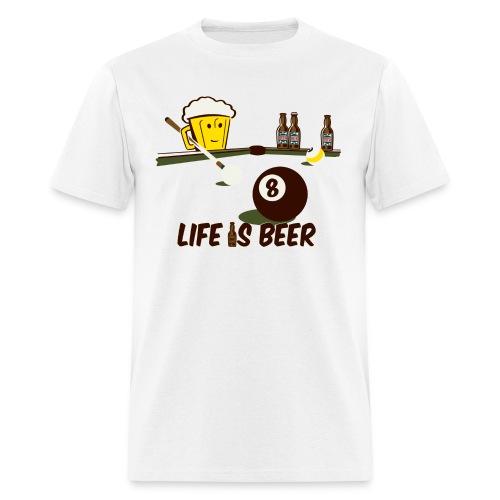Beer Pool - Men's T-Shirt