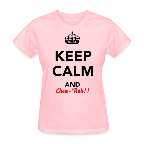 Women's Keep Calm - Women's T-Shirt