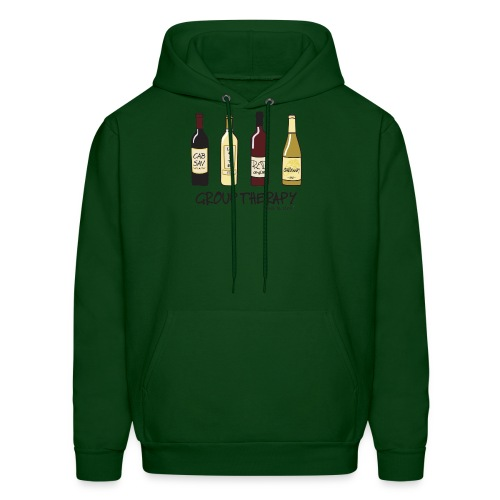 Group Therapy - Men's Hoodie