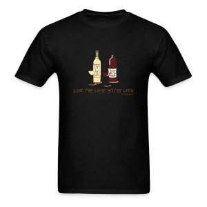 Love the Wine - Men's T-Shirt